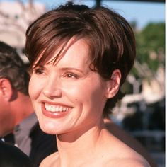 Here's my contribution to your short hair hunt, @Stephanie Garcia