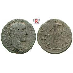 Römische Provinzialprägungen, Kilikien, Anemurion, Valerianus I., Bronze 254/255 (Jahr 2), ss: Kilikien, Anemurion. Bronze 23 mm… #coins