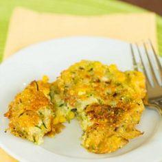 Zucchini-Corn Fritte