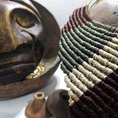 #buria.wata #buriawata Despertando las MEMORIAS que nuestros ancestros nos legaron....BURIAWATA ES ANCESTRAL...ES MACRAMÉ...  .  .  .  .  .  .  .  .  .  .  .  .  .  .  .  .  .  .  .  .  .  #macramé #macramejewelry #macrameart #macramelove #macramenecklace #macramê #macrameartist #makrama #ancestry #ancestral #hilos #nudos Macramé Art, Macrame, Bracelets, Leather, Instagram, Memoirs, Knots, Bracelet, Arm Bracelets