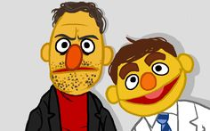 Dr. House MD x Sesame Street