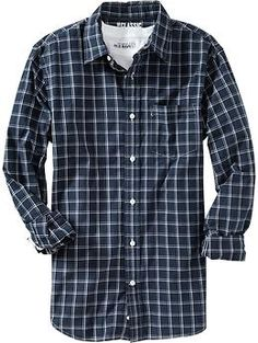 $30 Men's Everyday Classic Slim-Fit Shirts | Old Navy