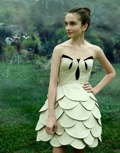owl_mazing dress by Anna Miminoshvili
