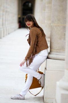 La blogueuse The Brunette