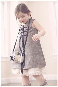adorable little photog