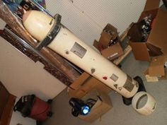 RARE  US AIR FORCE LAU-32 B/A LAUNCHER ROCKET ALUMINUM TUBE CHROMCRAFT HAS ALUMINUM FOR ROCKETS INSIDE TUBES ALL ALUMINUM RARE GOOGLE SEARCH FOR MORE INFORMATION ON IT BUY AS IS IN PICS  GOOD FOR MA