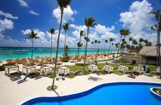Majestic Elegance Punta Cana is 5 star deluxe hotel located on the paradise of Bavaro Beach in the Dominican Republic. Cheapest All Inclusive Resorts, Punta Cana All Inclusive, All Inclusive Honeymoon, Honeymoon Destinations, Romantic Honeymoon, Honeymoon Ideas, Romantic Getaway, Cheap Honeymoon, Caribbean Honeymoon