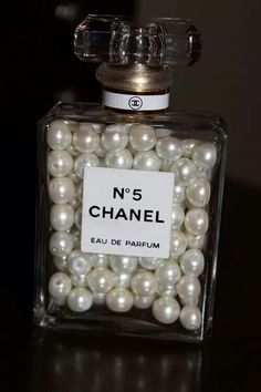 pearls and Chanel