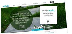 Enviu - Innovators in sustainability • web sliders • design by Atelier Pan