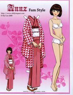 Anns Paper Doll - Katerine Coss - Álbuns da web do Picasa