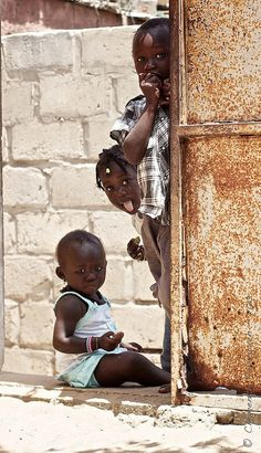 Children of Senegal