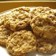 White Chocolate Chip Oatmeal Cookies - Allrecipes.com