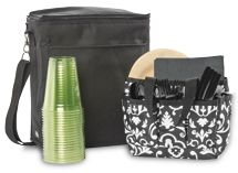 Thirty one gifts has bags to keep food cold if you are going to a picnic or bags that you can use as a everyday bag.