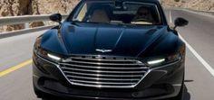 Aston Martin Lagonda 2016