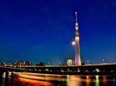 Tokyo Sky-tree  Spring 2 by Hiro Nakajima on 500px