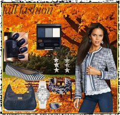 """""""Casual Fall Fashion"""" by amgreene on Polyvore"""