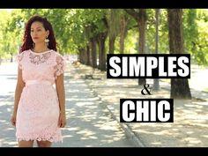 VESTIDO SIMPLES E CHIC PARA FESTA DIY-ESPECIAL FIM DE ANO#18//DAYSE COSTA