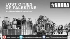 Lost cities of Palestine Pre-1948 Nakba [Video] May 15, 2014 by Haitham Sabbah