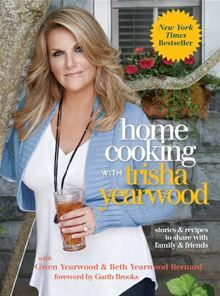 Country music star and bestselling cookbook author Trisha Yearwood, host of Food Network's Trisha's Southern Kitchen, is back with an encore of recipes that once again share her family…  read more at Kobo.