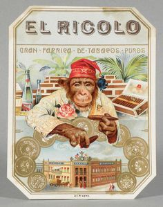 cigar labels - Google Search