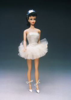 1961 Ballerina Barbie...42.33.2