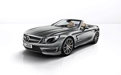 Mercedes SL 65 AMG 45th Anniversary