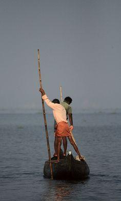 #i in #1billion+ Kerala Backwaters