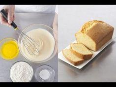 ▶ Technique de cuisine : préparer une pâte à cake - YouTube Pot Pie Cupcakes, Cupcake Cakes, Cake Rapide, Pate A Cake, Non Alcoholic Cocktails, Brioche Bread, Healthy Snacks, Healthy Recipes, Base