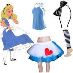 """""""alice in wonderland"""" by everettlois on Polyvore"""