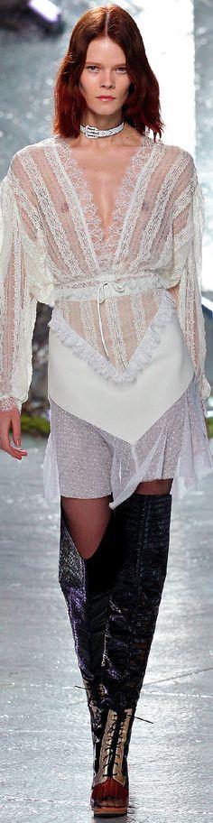 Fall 2015 Ready-to-Wear Rodarte