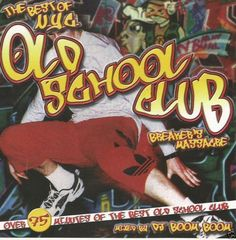 Best of the 80's NYC Old-School Club Mixtape CD Compilation