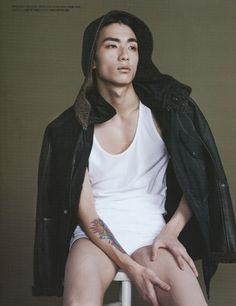 51a91c7f51a0 Park Sung Jin (Korean Model) Asian Male Model