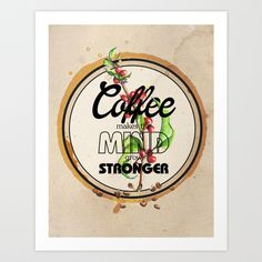 One for the coffee addicts