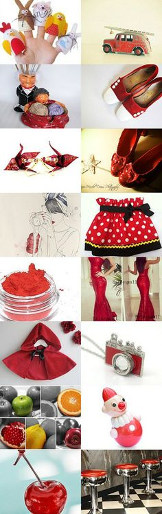 The camera loves red by Sue Petri on Etsy--Pinned with TreasuryPin.com