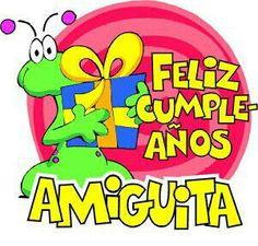 Cumpleaños Amiga.