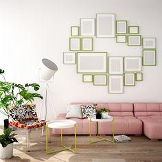 Van Batmankamer tot lieflijk roze: waar vind ik interieurinspiratie?