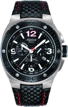 Alpina Racing 12 hours of Sebring Mens Watch Model: AL-352LBR5AR6