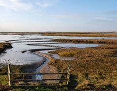 Burnham Overy Staithe in Norfolk: where I find myself most at peace.