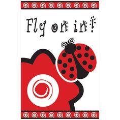 Ladybug Door Signs (Each)