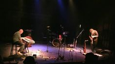 Alex Maguire piano and Nikolas Skordas saxophones duet