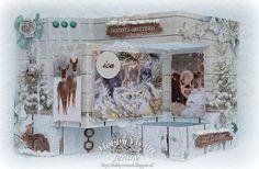 Luxe Wenskaarten set Studio Light - Sweet Winter Season
