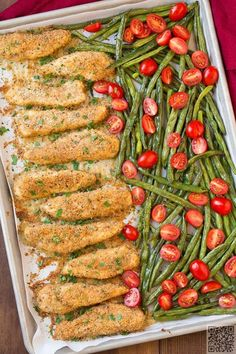 23 Easy and #Tasty Sheet Pan #Dinners for Your Busiest #Nights ... #Photopost