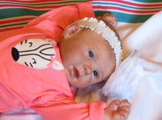 Reborn Baby Raine Kit by RhondasReborns on Etsy