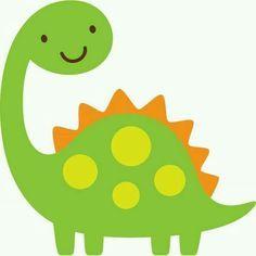 Dinosaur Clipart cute 1 - 236 X 236 | Dumielauxepices.net Umění Pro Děti, Cricut, Vzory Na Prošívané Deky