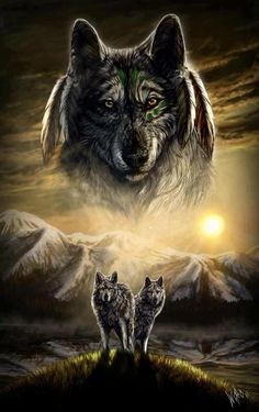 .The Spirit of the Wolf