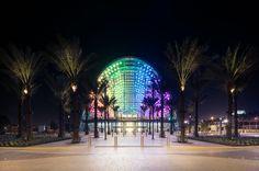 Anaheim Regional Transportation Intermodal Center (ARTIC), Anaheim, CA Architect: HOK and Parsons Brinckerhoff (Photo: Hunter Kerhart)