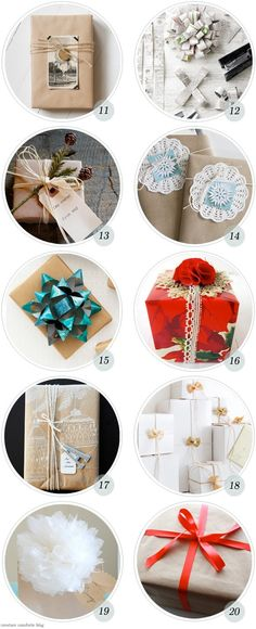Some Gift Packing Idea