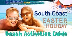 Are you all packed and ready to enjoy this year's South Coast Easter experience? If not, it's still not too late to book your holiday accommodation with us. Beach Activities, Adventure Activities, Holiday Accommodation, Local Attractions, Easter Holidays, Festivals, Coast, Books, Outdoor