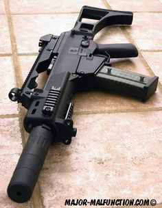 Suppressed Rifles Picture Thread -hk - Real Time - Diet, Exercise, Fitness, Finance You for Healthy articles ideas Military Weapons, Weapons Guns, Guns And Ammo, Zombie Weapons, Airsoft Guns, Zombie Apocalypse, Tactical Rifles, Firearms, Tactical Survival