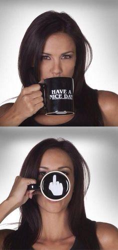 I need this mug...